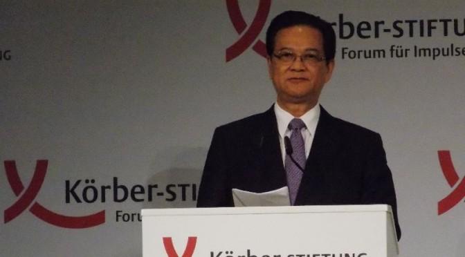 Vietnam: Bekenntnis zu Freiheit und Demokratie