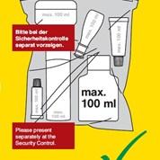 Flugreisen: Regeln für Medikamente im Handgepäck