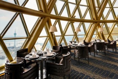Macau: Zwei Gourmettempel mit drei Michelin-Sternen