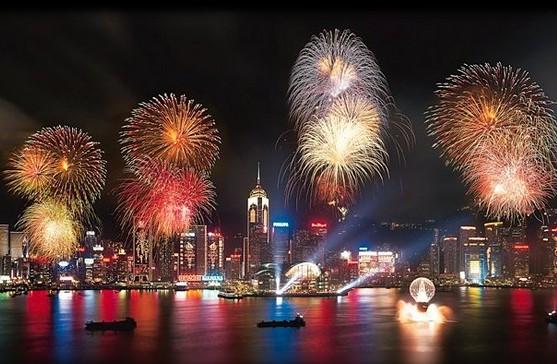 Macau Handover-Celebration