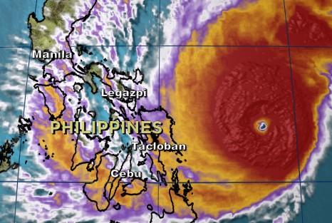 """Philippinen: Manila bereitet sich auf """"Hagupit"""" vor"""