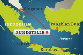 AirAsia-Absturzstelle
