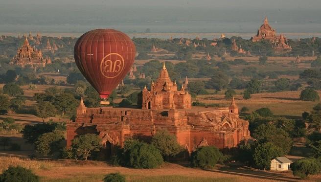 Myanmar: Abenteuer zwischen Himmel und Erde