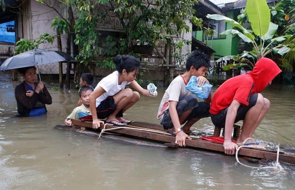 Südostasien: Unwetter reißen Dutzende Menschen in den Tod