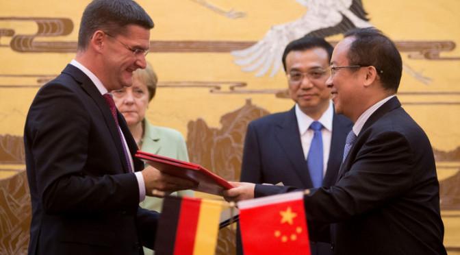 """Merkel: """"CeBIT zeigt IT-Lösungen der Zukunft auf"""""""