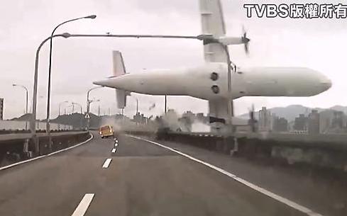 TransAsia-Pilot stellte falsches Triebwerk ab
