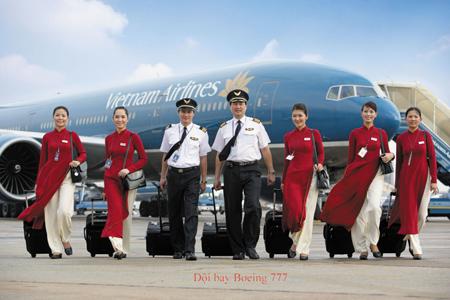 Vietnam Airlines mit solidem Wachstum