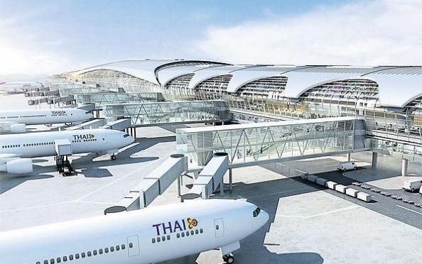 Japan und Korea beschneiden Thailands Fluglinien