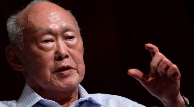 Singapur: Staatsgründer Lee Kuan Yew gestorben