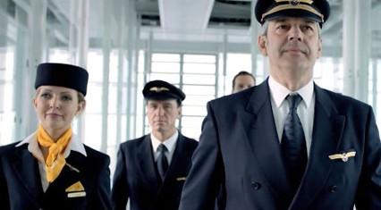 Geschäftsreisende buchen Alternativen zu Lufthansa