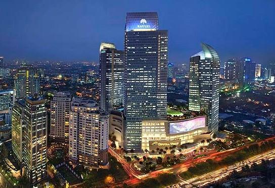 Raffles Hotels verstärken Präsenz im asiatischen Markt