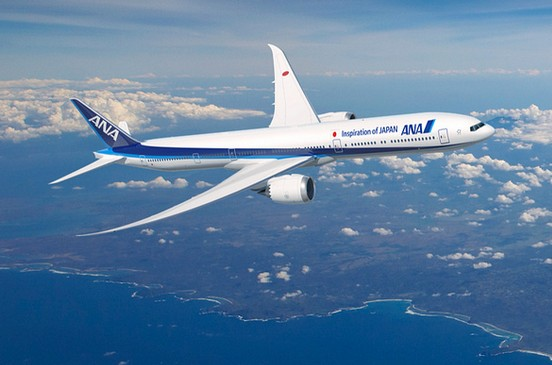 ANA: Mit dem Dreamliner nach Tokio