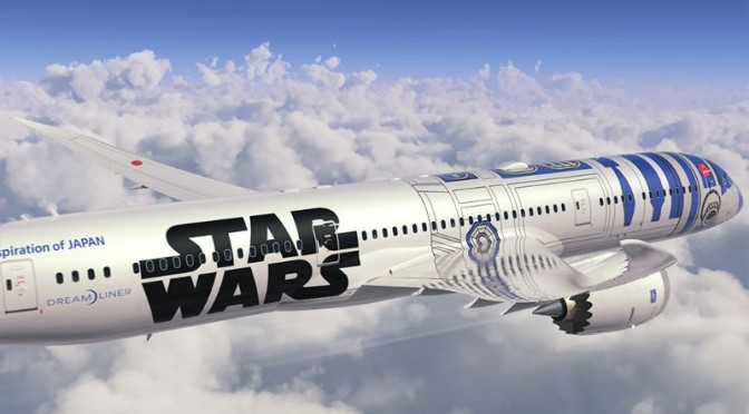 "ANA: Mit ""Star Wars"" beginnt neue Marketing-Strategie"