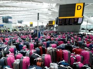 Neue Vorgaben für Handgepäck erstmal auf Eis gelegt