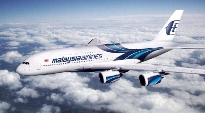 Malaysia Airlines muss mit 300 Passagieren an Bord notlanden
