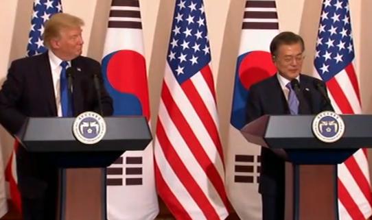 """Trump bietet Nordkorea eine """"bessere Zukunft"""""""