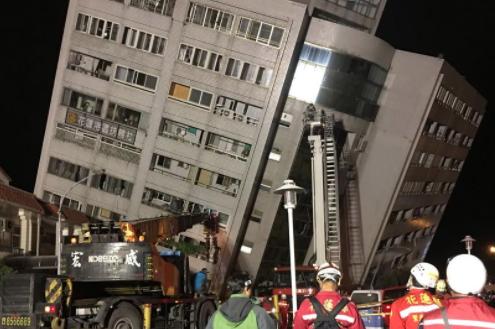Taiwan: Tote und Verletzte nach Erdbeben