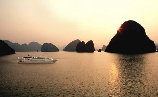 Ponant: Fünf neue Routen durch Asien
