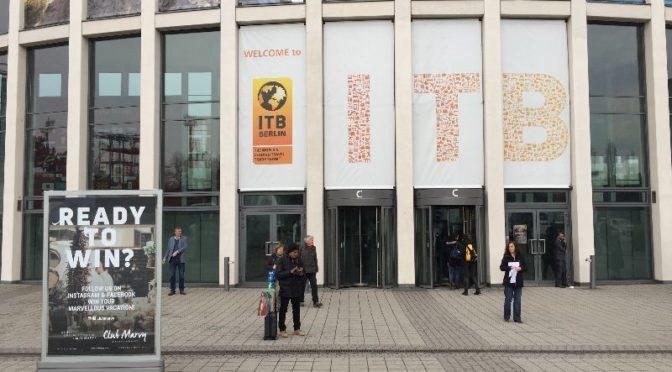 ITB: Hochkonjunktur in der Reisebranche