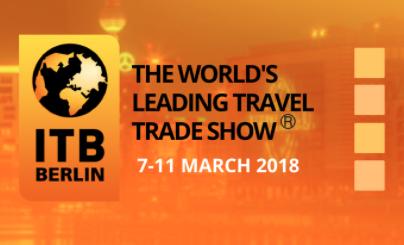 ITB 2018: Tourismus erzielt hohe Wachstumsraten