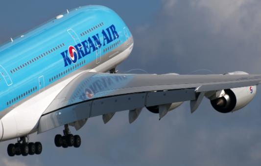 Korean Air verkauft Geschäftsbereiche