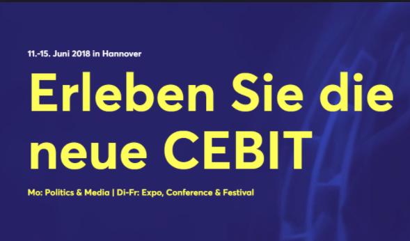 CEBIT : Wegweisende Konzepte für die digitale Mobilität
