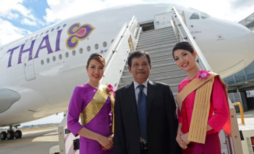 Thai Airways bieten Sommer-Special an