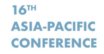 Asien-Pazifik-Konferenz in Jakarta