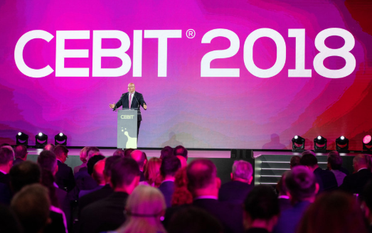 Erfolgreiche Premiere der neuen CEBIT