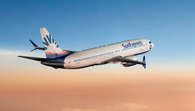 SunExpress bietet flexibles Reisen an