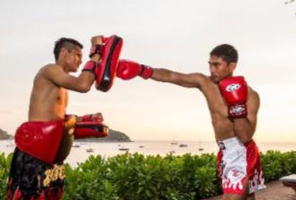 Thailand: Muay Thai im Luxushotel