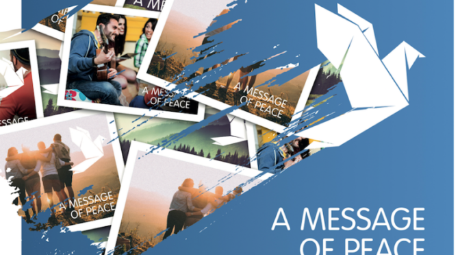 MyPostcard : Postkarten für den Frieden