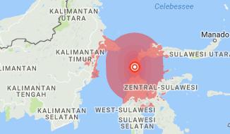 Indonesien : Zahl der Toten steigt auf mehr als 800