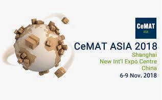 CeMAT ASIA erstmals mit mehr als 100.000 Besuchern