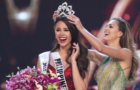 Miss Universe 2018 kommt von den Philippinen