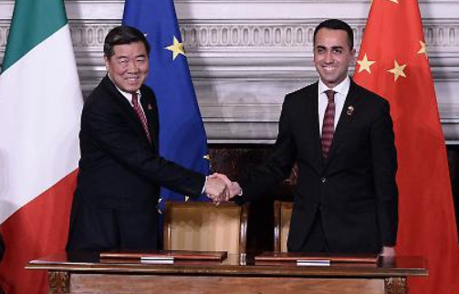 Neue Seidenstrasse: Außenminister Maas kritisiert Italien