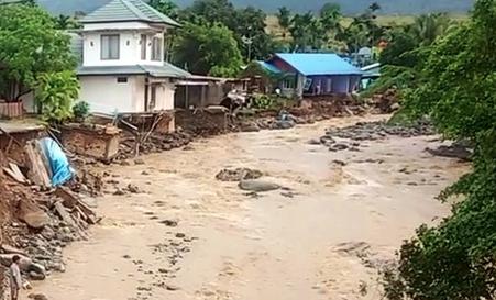 Indonesien: Über 50 Tote nach Sturmfluten