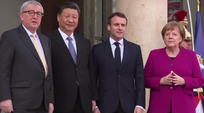 EU: Engere Zusammenarbeit mit China geplant