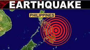 Philippinen: Erdbeben der Stärke 6,3