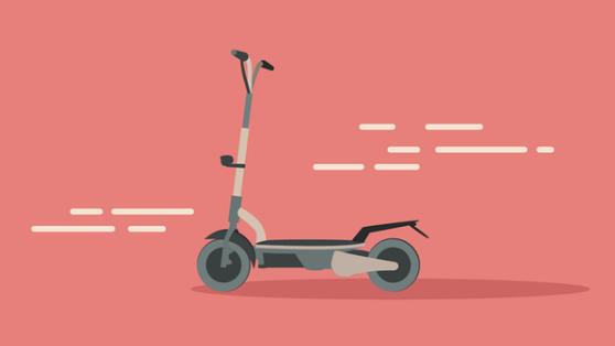 Deutsche möchten mit E-Scootern fahren