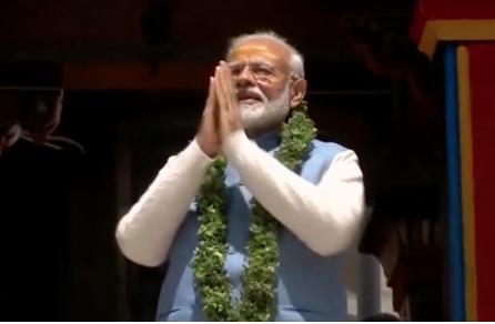 Indien: Narendra Modi gewinnt Parlamentswahl