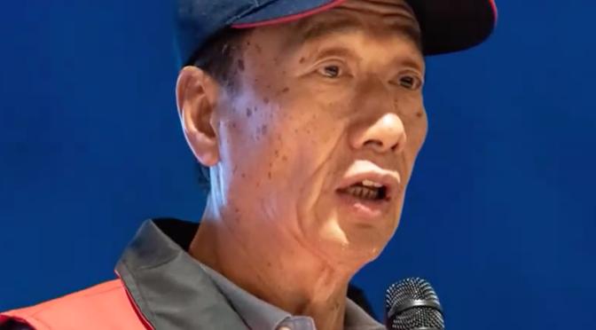 Taiwan: Foxxconn-Chef will Präsident werden