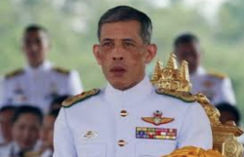 Thailands Monarch Vajiralongkorn gekrönt
