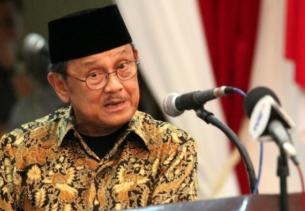 Indonesiens Ex-Präsident Habibie (83) gestorben