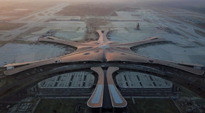 Daxing-Flughafen: Huawei FusionSolar liefert Strom