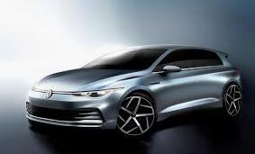 VW: Neuer Golf 8 eröffnet Weg in die E-Mobilität