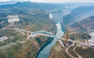 China: Neue Zugstrecke verbindet Tourismus-Hotspots