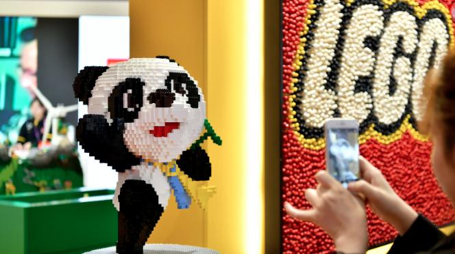 Größtes Legoland der Welt in Shanghai geplant