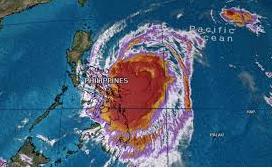 Philippinen: Taifun fordert  17 Menschenleben