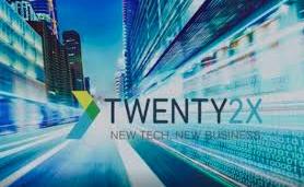 TWENTY2X entwickelt komplettes Jahresprogramm